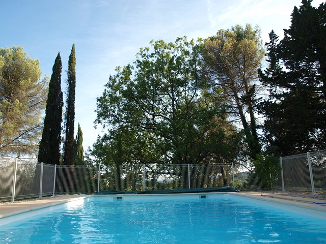 gite holiday vacation rental pool gard france languedoc-roussillon
