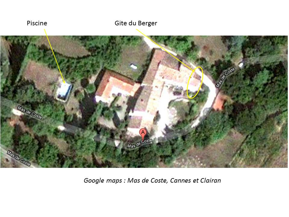 google south france vacation rental gite